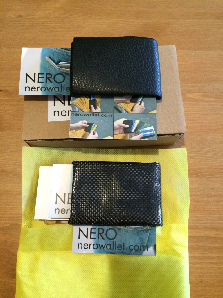 Nero Wallet Unboxing - Picture 3
